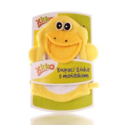 XKKO Polyester Bath Glove - Chicken