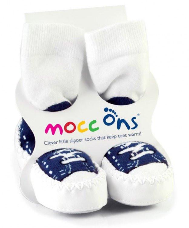 Mocc Ons Sneakers Navy