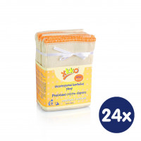 Prefolded Diapers XKKO Classic - Infant Natural 24x6ps (Wholesale pack.)