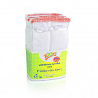 Prefolded Diapers XKKO Classic - Regular White 6x6ps (Wholesale pack.)