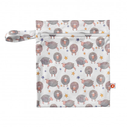 Wet Bag XKKO Size S - Dreamy Sheeps