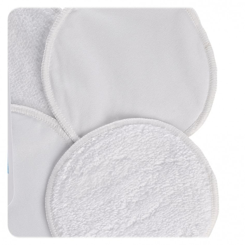 Breast Pads XKKO Organic - White