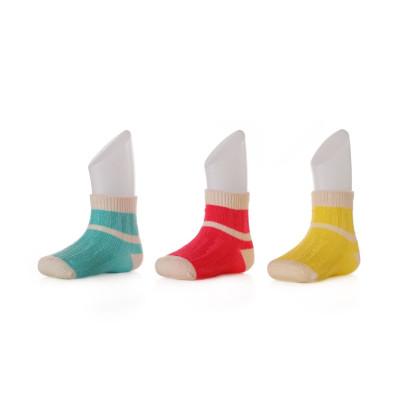 Bamboo Socks XKKO BMB - Stripes For Girls 2nd Quality