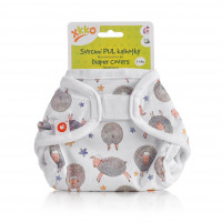 XKKO Diaper Cover Newborn - Dreamy Sheeps