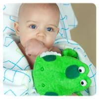 XKKO Cotton Bath Glove - Giraffe 2