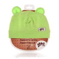 Bamboo Baby Hat XKKO BMB - Lime