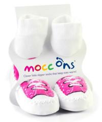 Mocc Ons Sneakers Pink