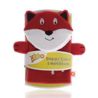 XKKO Cotton Bath Glove - Fox