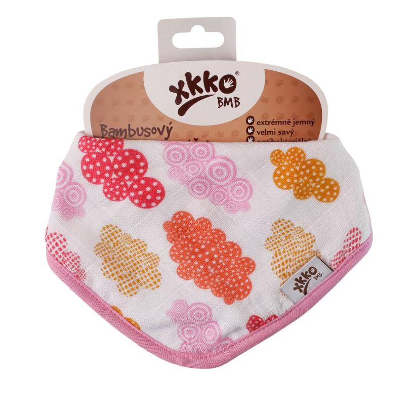 Bamboo bandana XKKO BMB - Heaven For Girls 3x1ps Wholesale packing