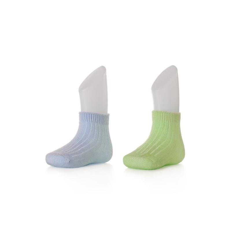 Bamboo Socks XKKO BMB - Pastels For Boys