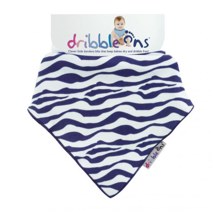 Dribble Ons Zebra