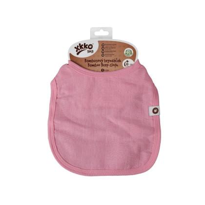 Bamboo Burp Cloth XKKO BMB - Baby Pink