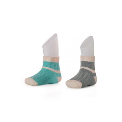 Bamboo Socks XKKO BMB - Stripes UNI 24-36m 2nd Quality