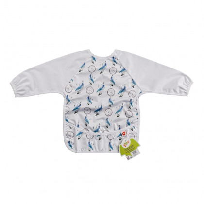 XKKO long-sleeve bib - Dream Catchers