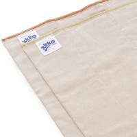 Prefolded Diapers XKKO Organic (4/6/4) - BirdEye Infant Natural