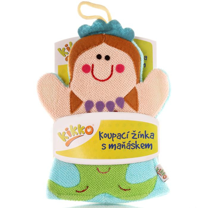 XKKO Cotton Bath Glove - Mermaid