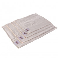 Bamboo Prefolded Diapers XKKO BMB - Infant Natural 24x6ps (Wholesale pack.)