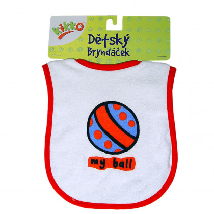 Cotton Burp Cloth KIKKO - Ball