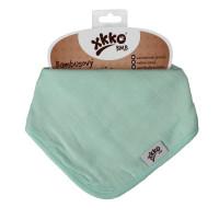 Bamboo bandana XKKO BMB - Mint 3x1ps Wholesale packing