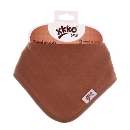 Bamboo bandana XKKO BMB - Milk Choco