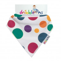 Dribble Ons Circus Spots 3x1ps (Wholesale pack.)