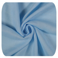 Bamboo muslins XKKO BMB 70x70 - Scandinavian Baby Blue MIX 10x3pcs (Wholesale packaging)