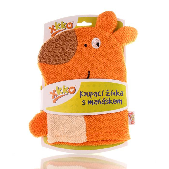 XKKO Cotton Bath Glove - Koala2 12x1ps (Wholesale pack.)