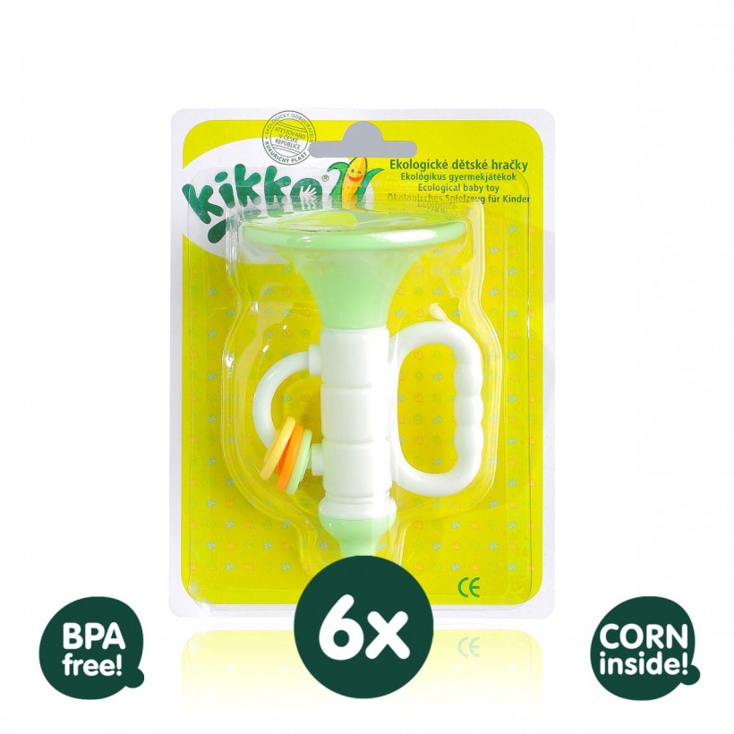 XKKO ECO Trumpet 6x1ps (Wholesale pack.)