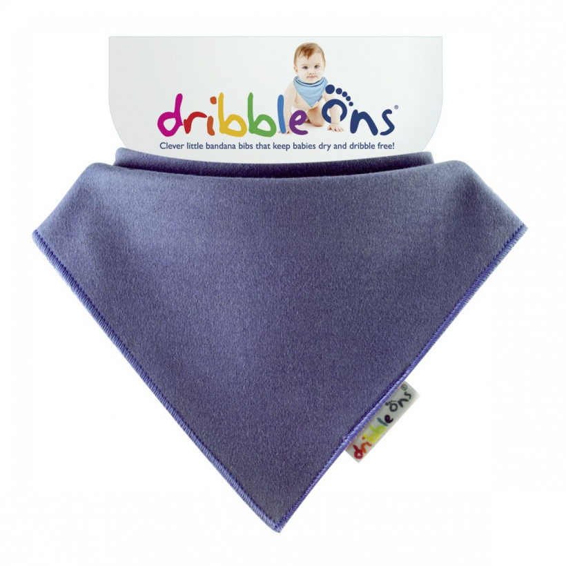 Dribble Ons Blue Berry 3x1ps (Wholesale pack.)