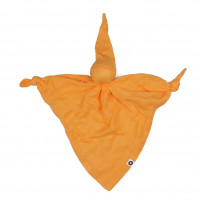 Bamboo cuddly toy XKKO BMB - Orange 5x1ps (Wholesale packaging)
