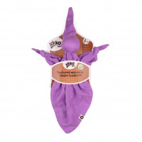 Bamboo cuddly toy XKKO BMB - Lilac 5x1ps (Wholesale packaging)