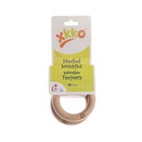 XKKO wooden teether - Rings