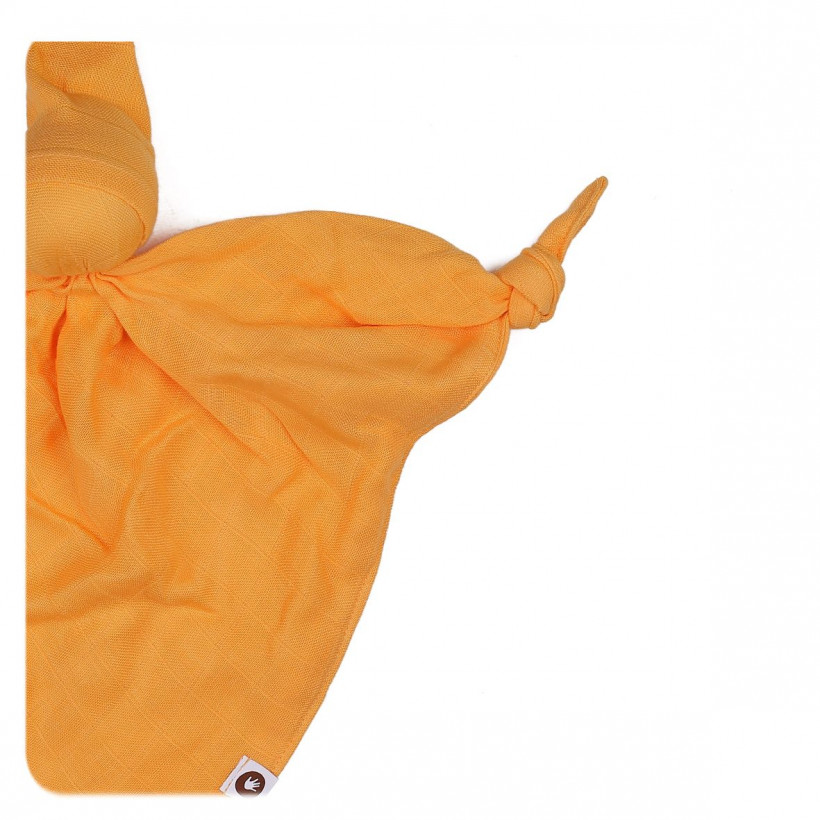Bamboo cuddly toy XKKO BMB - Orange