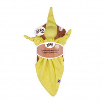 Bamboo cuddly toy XKKO BMB - Lemon