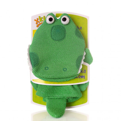 XKKO Cotton Bath Glove - Dragon