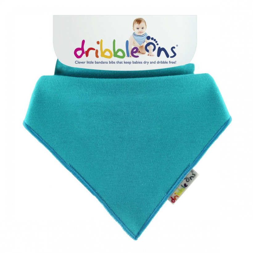 Dribble Ons Turquoise
