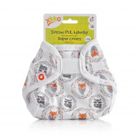 XKKO Diaper Cover Newborn - Fox&Raccoon