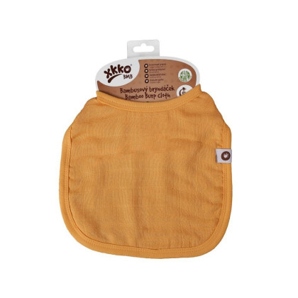 Bamboo Burp Cloth XKKO BMB - Orange
