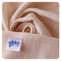 Organic Cotton Muslins XKKO Organic 80x80 - Old Times Natural