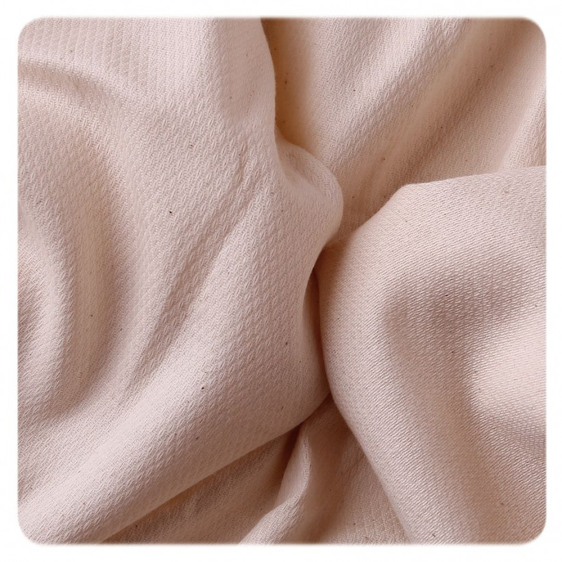 Organic Cotton Diapers XKKO Organic 80x80 Bird Eye - Natural