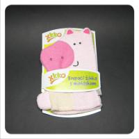 XKKO Cotton Bath Glove - Pig