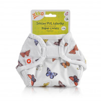 XKKO Diaper Cover Newborn - Butterflies