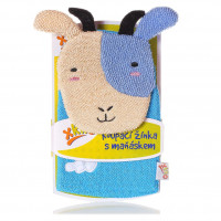 XKKO Cotton Bath Glove - Sheep