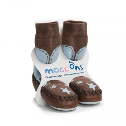Mocc Ons Cow Boy