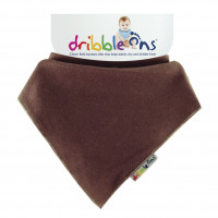Dribble Ons Chocolate 3x1ps (Wholesale pack.)