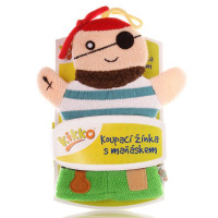 XKKO Cotton Bath Glove - Pirate