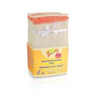 Prefolded Diapers XKKO Classic - Regular Natural 6x6ps (Wholesale pack.)