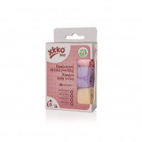 Bamboo Socks XKKO BMB - Pastels For Girls