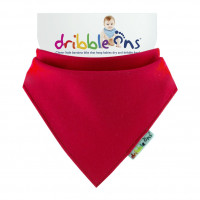 Dribble Ons Red 3x1ps (Wholesale pack.)